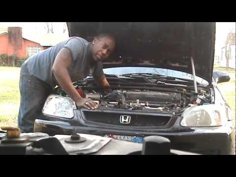 Honda civic Si rear engine mount install advice.MPG