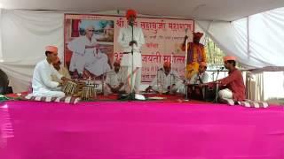 Shri Sachin Maharaj Kale Kalmeshwar. Gopal Kala Kirtan on Krishna.