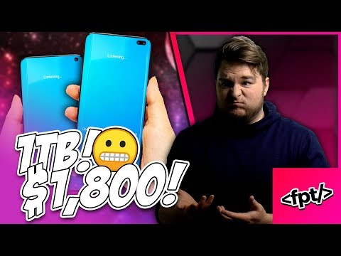 Samsung GALAXY S10 SPOILERS - Price, release date, all da things. 👀