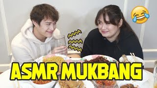 ASMR MUKBANG l The Gil Side