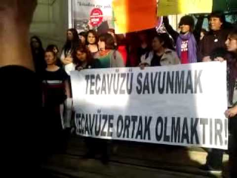 mustafa ilker gürkan protesto2
