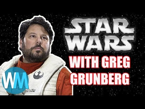 with XWing Pilot Greg Grunberg  MojoConnects