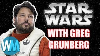 Interview with X-Wing Pilot Greg Grunberg - MojoConnects