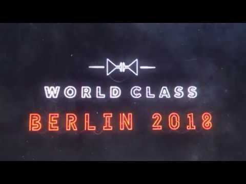 Coming to Berlin | World Class Competition Global Final 2018