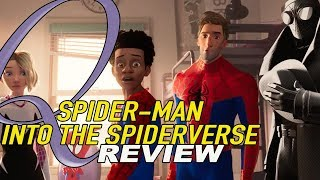 SPIDER-MAN INTO THE SPIDERVERSE Qs REVIEWS