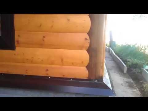Веранда Деревянного Дома. Наружная и внутренняя отделка.
