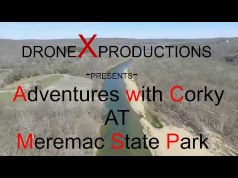 The Adventures with Corky at Meremac State Park!