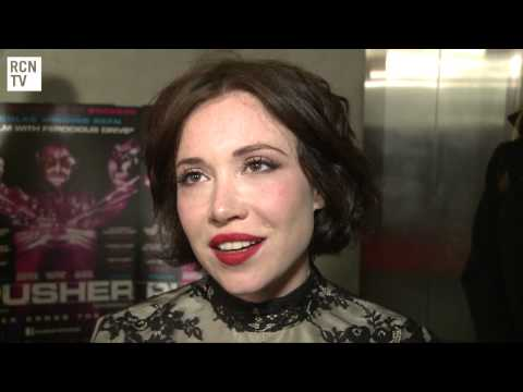 Daisy Lewis   Pusher UK Premiere