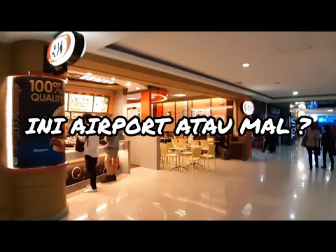AIRPORT RASA MAL !! BANDARA MAHMUD BADARUDDIN II INTERNATION