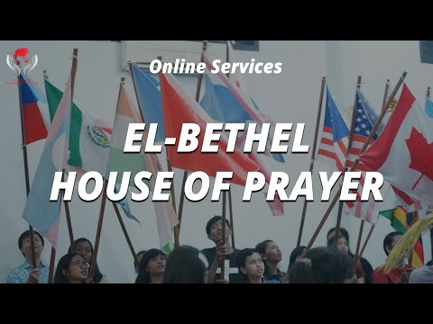 El-Bethel House of Prayer | Jumat, 24 April 2020