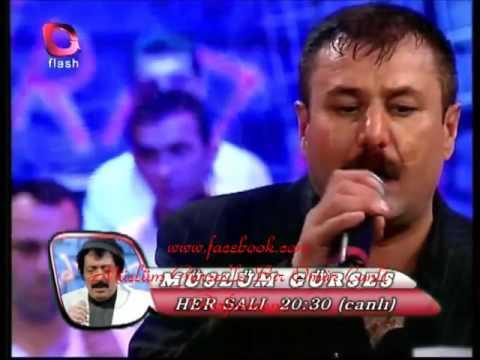 Azer BülbÜL Ve Müslüm Gürses BULUNMAYAN PARÇA ( Canlı Performans )