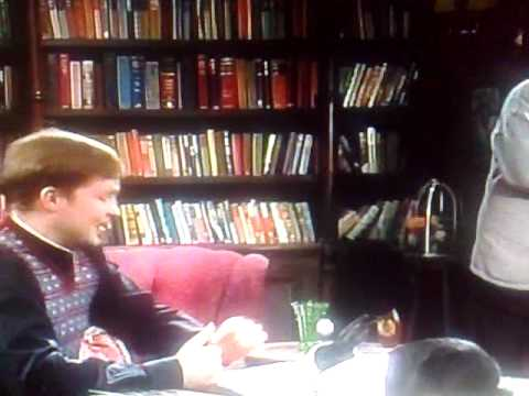 Father Ted - Best bits - Father Ted on phone to Bi...