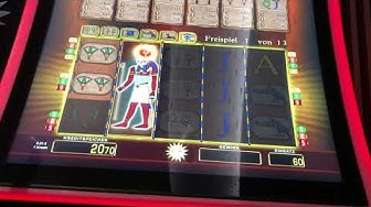 Eye of horus bonusgame in spielbank Hannover Germany casino