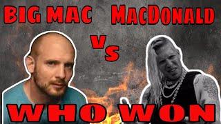 Tom Macdonald Vs Mac Lethal #Reaction1 RDiss gives his opinion #RDissOrMcReaction