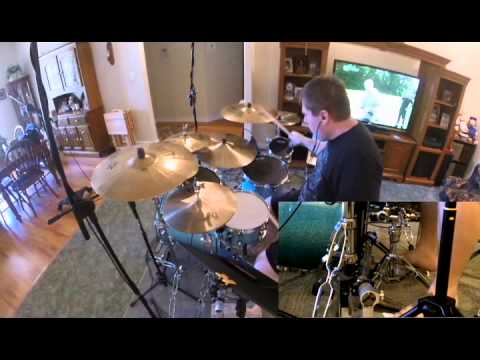 Troy Metz - Drum Cover - Shadows by A Skylit Drive