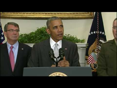 Obama Delivers Statement on Afghanistan