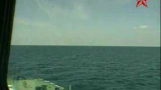 Russian Navy on Exercise
