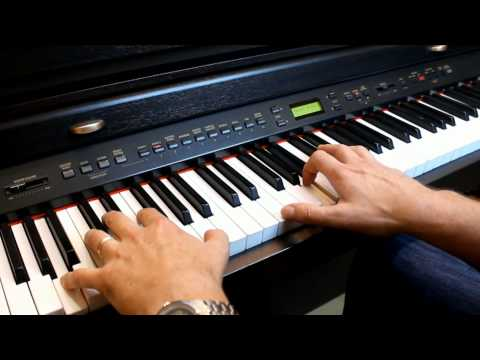 Dire Straits - Your Latest Trick - Piano Solo - Revisited - HD