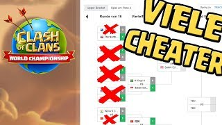 So viele Bans in den ESL Qualifier | Clash Worlds Top 8 Teams | Clash of Clans deutsch
