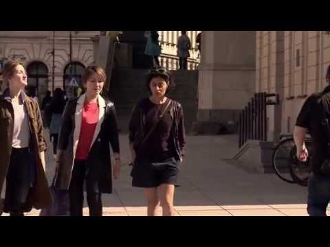 Klara Min in Warsaw- Trailer for upcoming recording