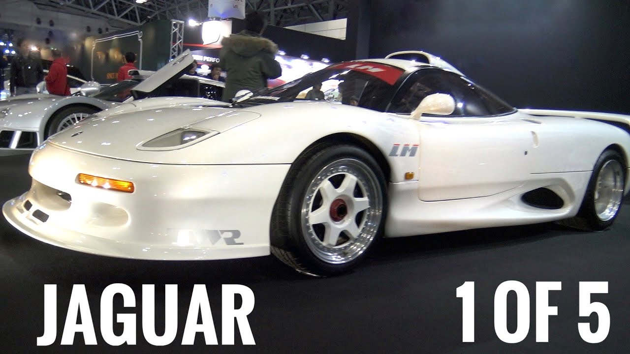 Super Rare Jaguar XJR-15 LM 1 Of 5!