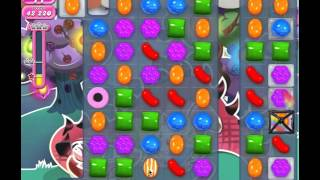 Candy Crush Level 1511 (no boosters)