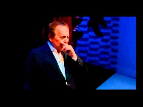 Jackie Mason - 2 minute video clip - Sushi and Cajun!