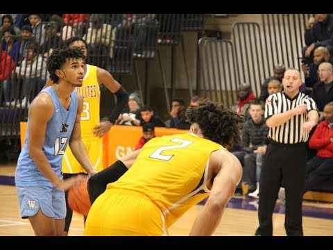 WESTTOWN vs ROMAN CATHOLIC (12/22/18) Scholastic Play-By-Play  (Legendary)