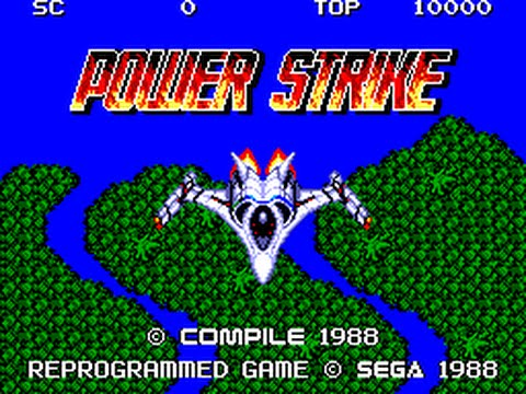 [Test] Power Strike - Master System Hqdefault