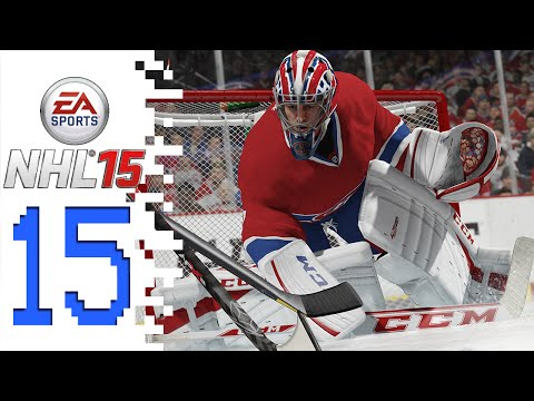 Let's Play NHL 15 (Be A GM) - EP15 - GOAL thumbnail