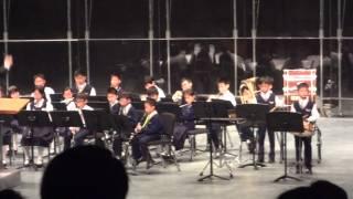 2012香港青年音樂匯演TWGPS荃灣官立小學2