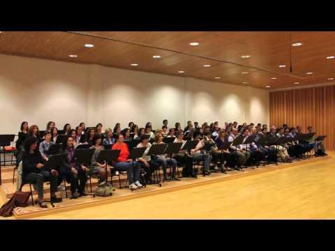 Nabucco de Giuseppe Verdi. 'Va, pensiero'. Cor de la Generalitat Valenciana.