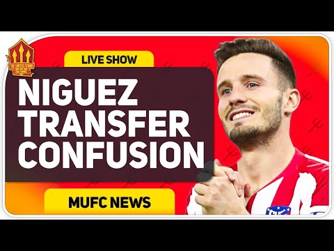 Saul Niguez Transfer 'Practically Done'? Man Utd Transfer News