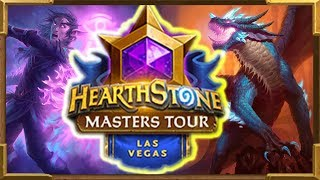 Hearthstone: Playing Masters Tour Las Vegas Champion
