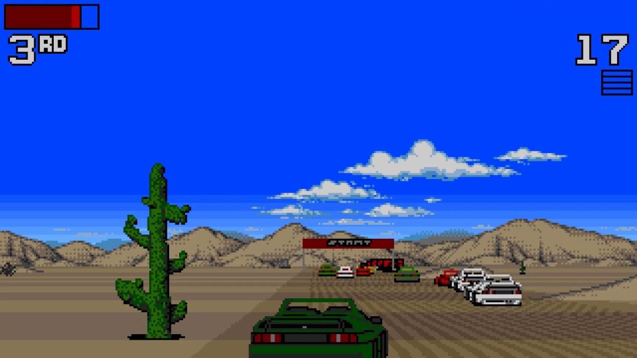 Lotus III: The Ultimate Challenge Longplay (Amiga) [QHD]