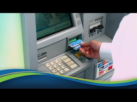 ATM | ATM Deposit | ATM Withdrawal | Zions Bank
