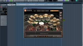 Ezdrummer обзор звучания барабанов в библиотеках. VSTi DRUMS