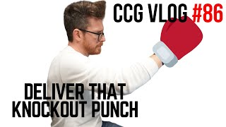 "CCG VLOG #86 ""Get paid to knock players out"""