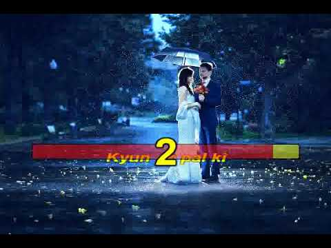 Mohabbat Barsa Dena Tu Sawan aaya hai   Creature 3D 2014   Hindi Karaoke from Hyderabad Karaoke Club