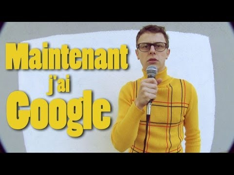 NOW, I HAVE GOOGLE (Music Video)