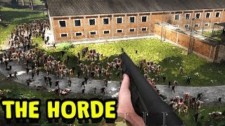 Scum Gameplay - Zombie Apocalypse : The Horde! Ep1