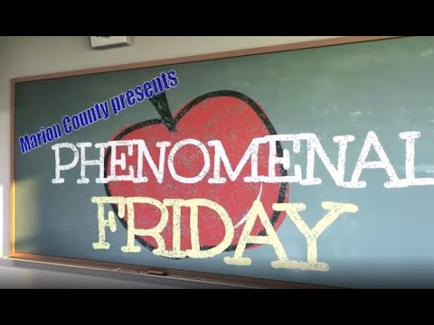 Phenomenal Friday at Johnakin Middle School