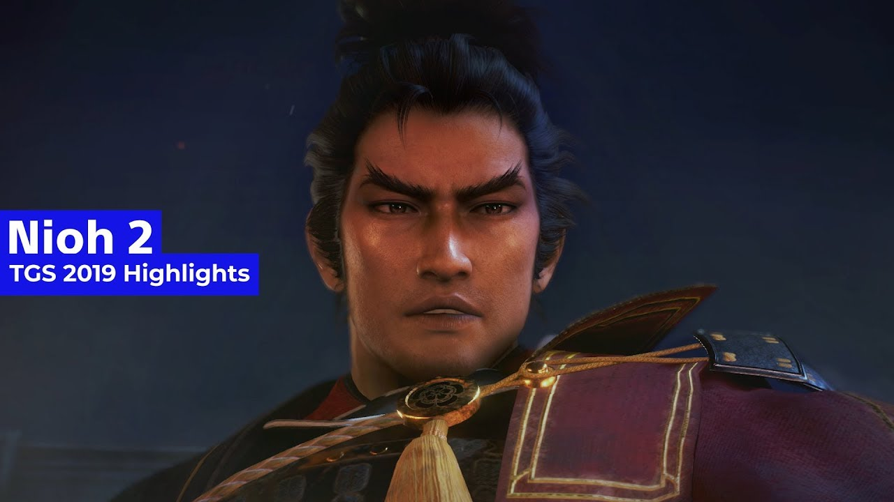 TGS 2019 Highlights - Nioh 2
