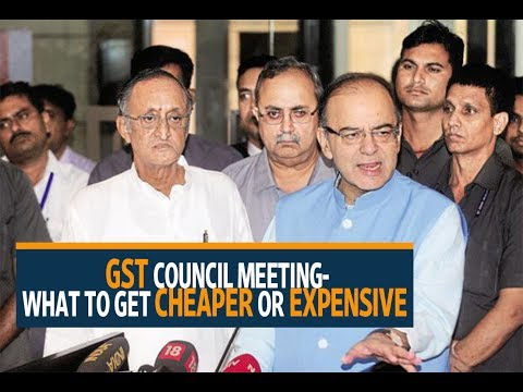 GST Council meeting: what to get cheaper and what to get expensive