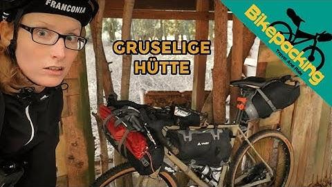 Bikepacking Graveltour ungutes Gefühl im Winter | MTBTravelGirl