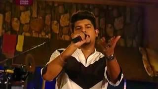 sansara sihinaye by sanuka wicky live performance rupawahini feeling of youth programme
