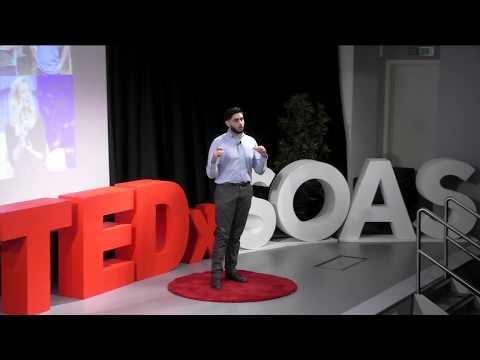 Startups, Entrepreneurship and Unfair Advantages | Hasan Kubba | TEDxSOAS