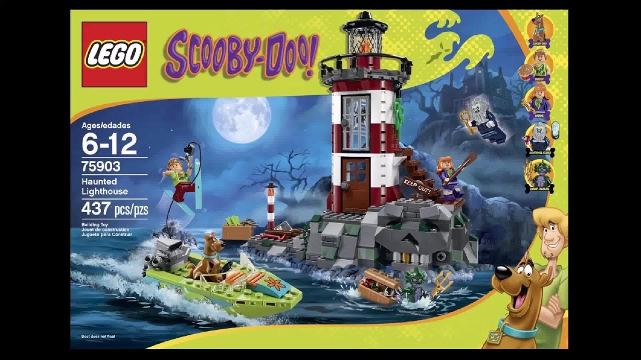 From Set 75903 Verona Dempsey LEGO Scooby Doo MiniFigure Lighthouse Keeper