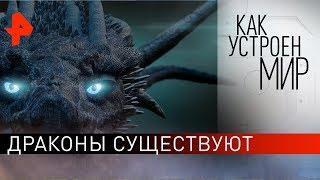 """Драконы существуют. """"Как устроен мир"""" с Тимофеем Баженовым (01.10.19)."""