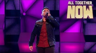 Norbert belts out Next To Me by Emeli Sandé in the sing off | All Together Now